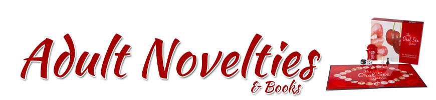 Adult Novelties and Books