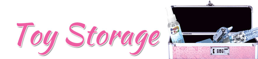 Sex Toy Storage